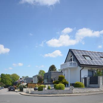 Häuser am Dönberg
