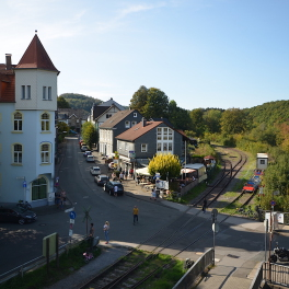 Ortskern in Beyenburg