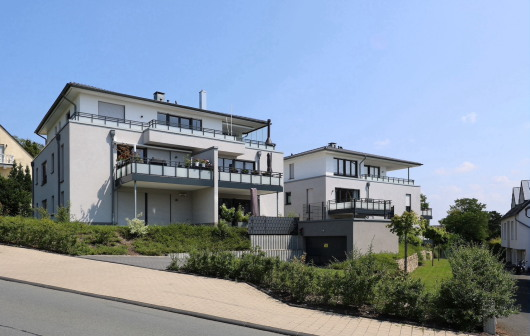 Moderne Architektur am Katernberg