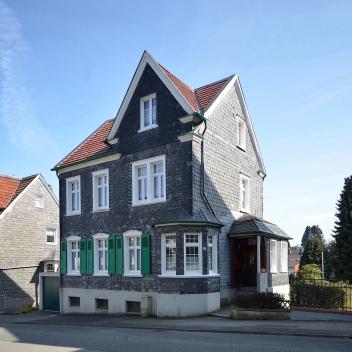 Klassisches Fachwerkhaus Wuppertal