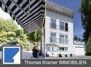 Neuwertiges Einfamilienhaus in Wuppertal-Elberfeld