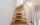 Treppe gen Obergeschoss